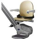 stairlift for tricky stairs